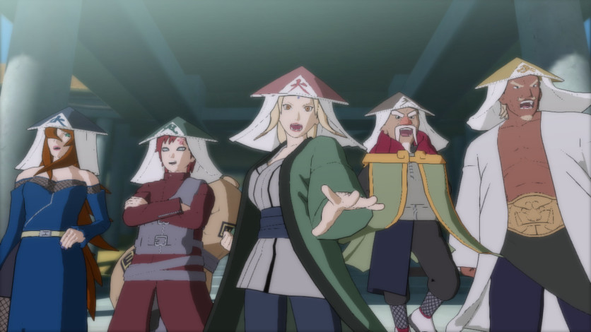 Screenshot 17 - Naruto Shippuden: Ultimate Ninja STORM Revolution