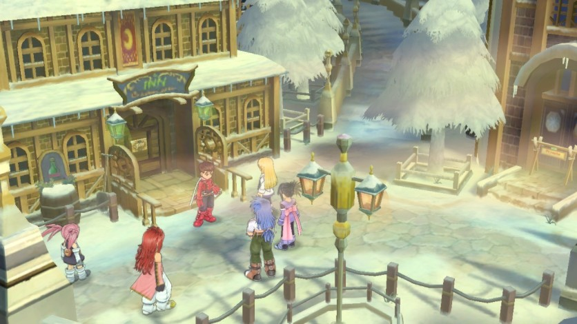 Screenshot 8 - Tales of Symphonia