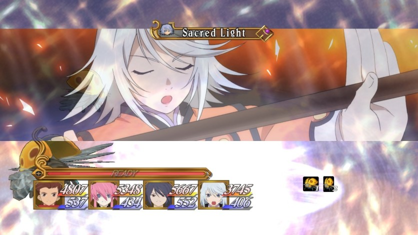 Screenshot 2 - Tales of Symphonia