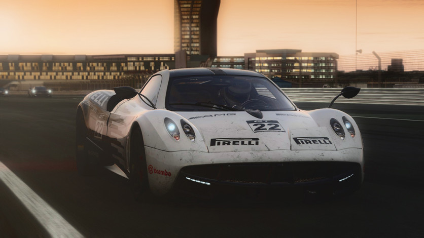 Screenshot 2 - Project CARS