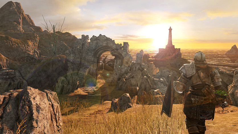 Screenshot 2 - DARK SOULS II: Scholar of the First Sin