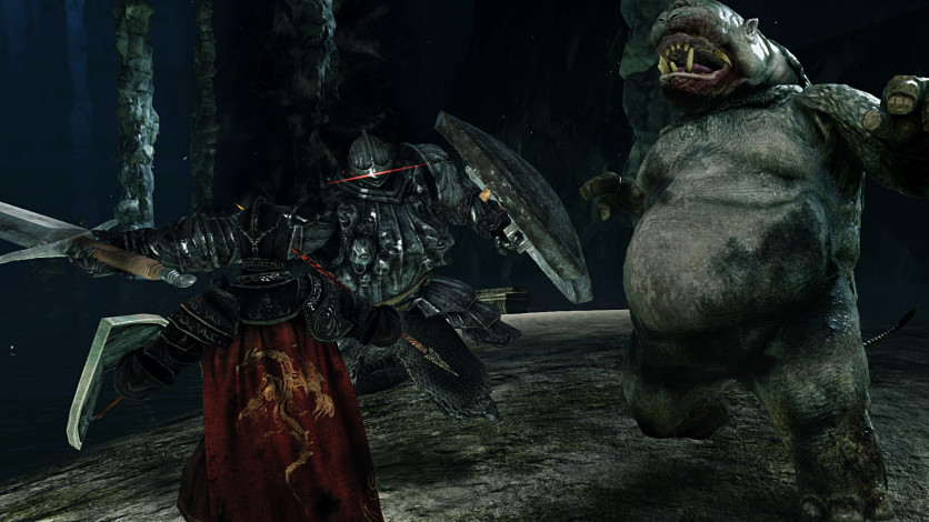 Screenshot 8 - DARK SOULS II: Scholar of the First Sin