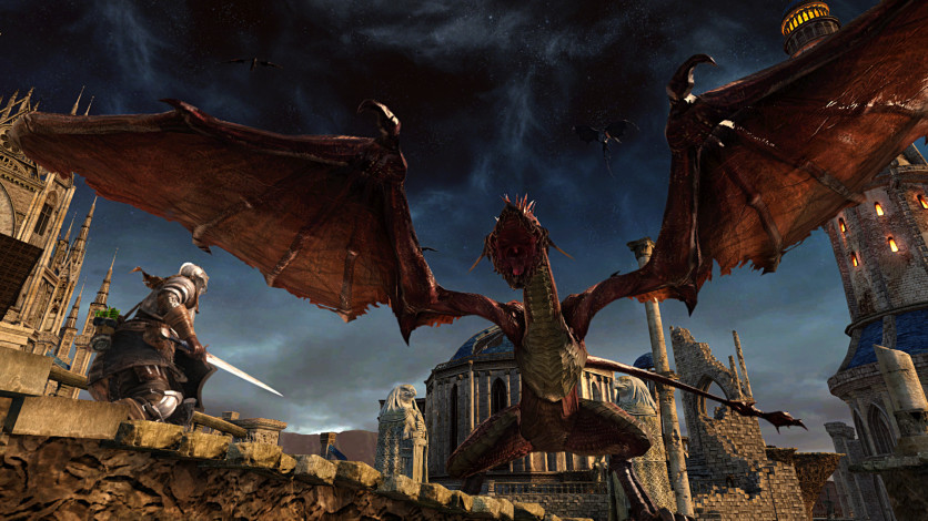 Screenshot 5 - DARK SOULS II: Scholar of the First Sin