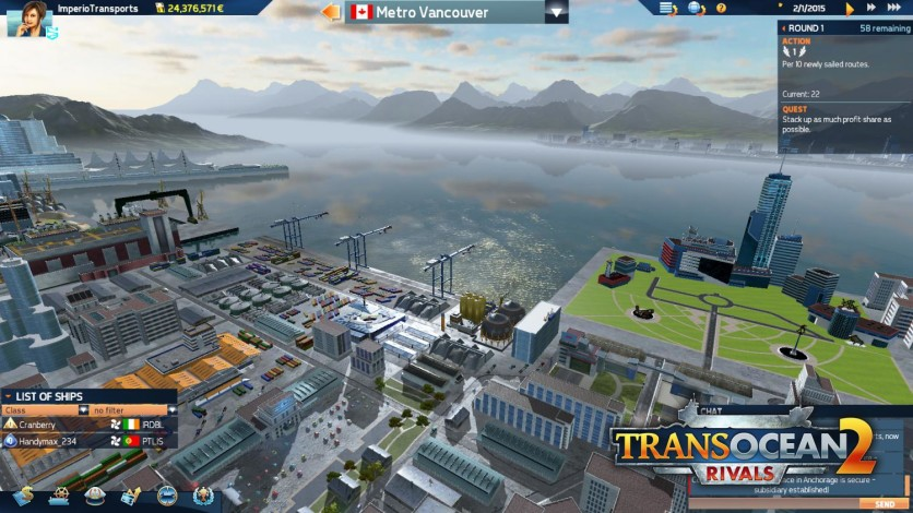 Screenshot 8 - TransOcean 2: Rivals