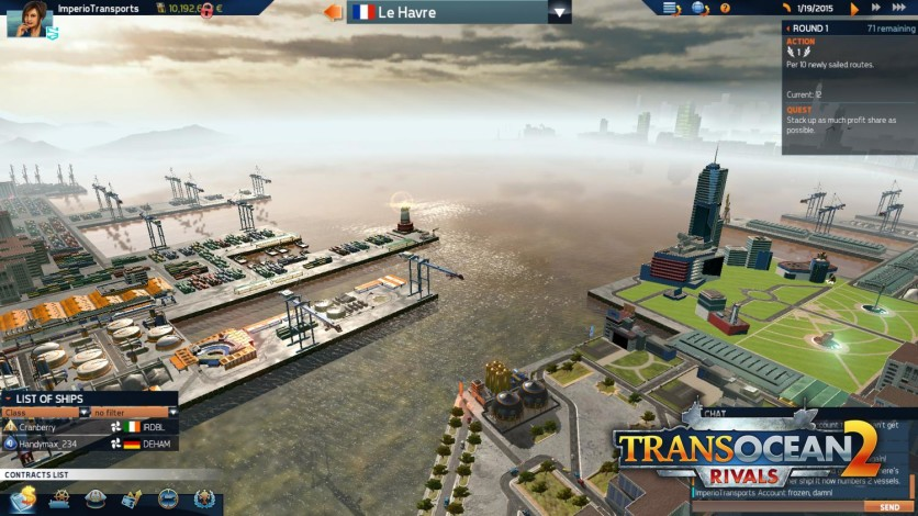 Screenshot 7 - TransOcean 2: Rivals