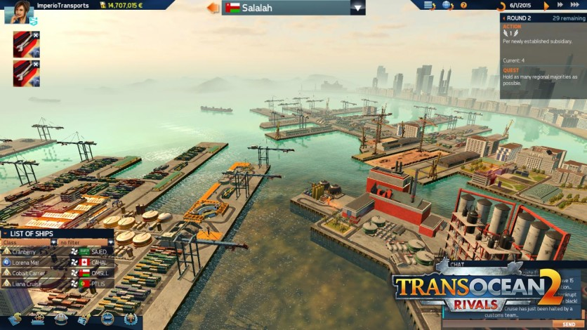 Screenshot 10 - TransOcean 2: Rivals
