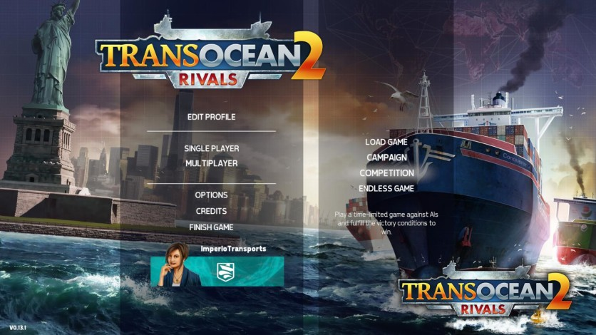 Screenshot 4 - TransOcean 2: Rivals