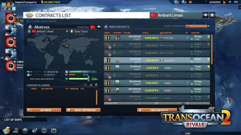 Screenshot 22 - TransOcean 2: Rivals