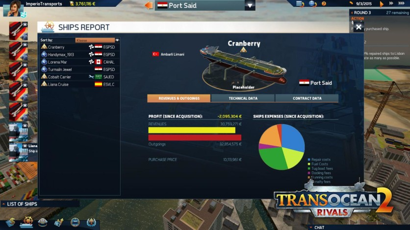 Screenshot 13 - TransOcean 2: Rivals