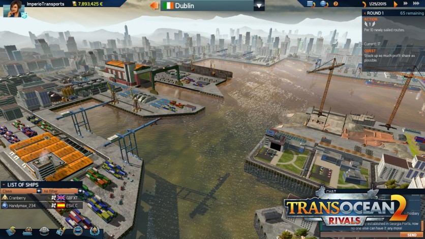 Screenshot 6 - TransOcean 2: Rivals