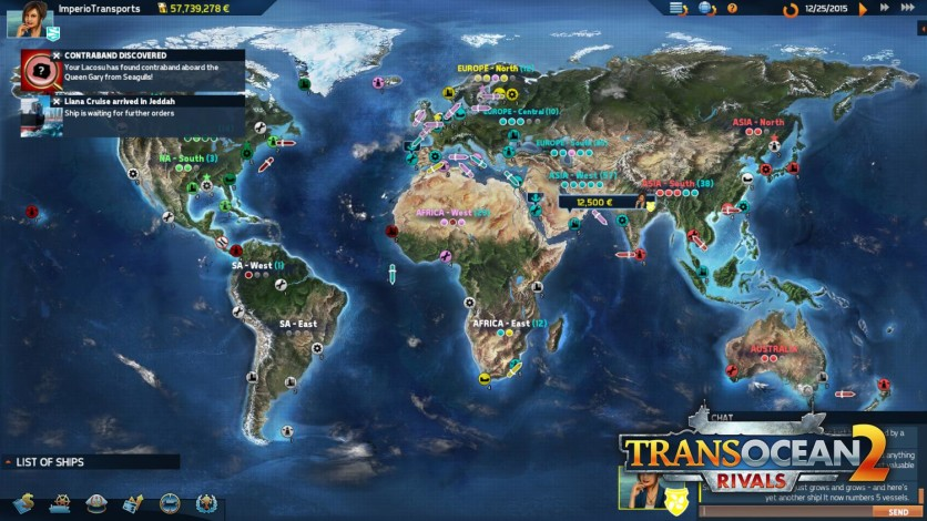 Screenshot 24 - TransOcean 2: Rivals