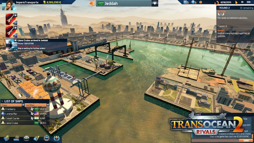 Screenshot 12 - TransOcean 2: Rivals