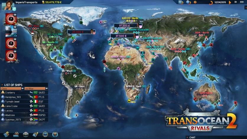 Screenshot 23 - TransOcean 2: Rivals