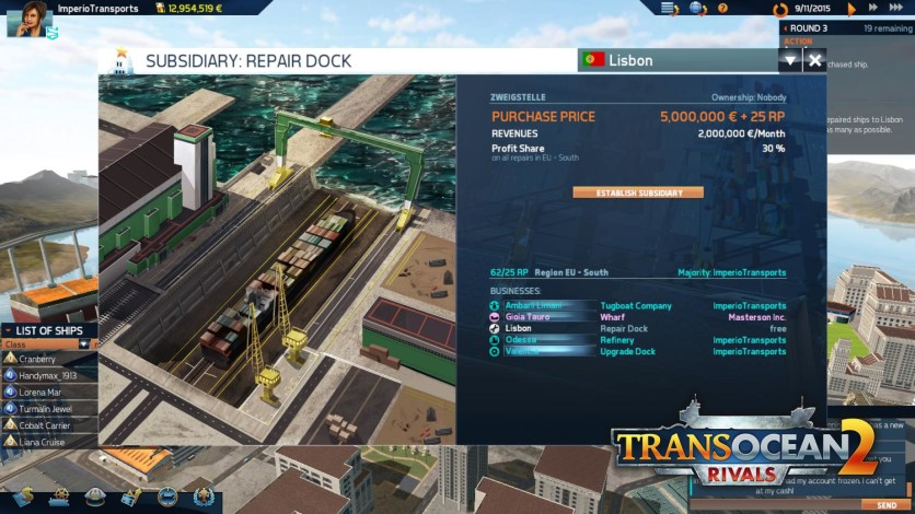 Screenshot 14 - TransOcean 2: Rivals