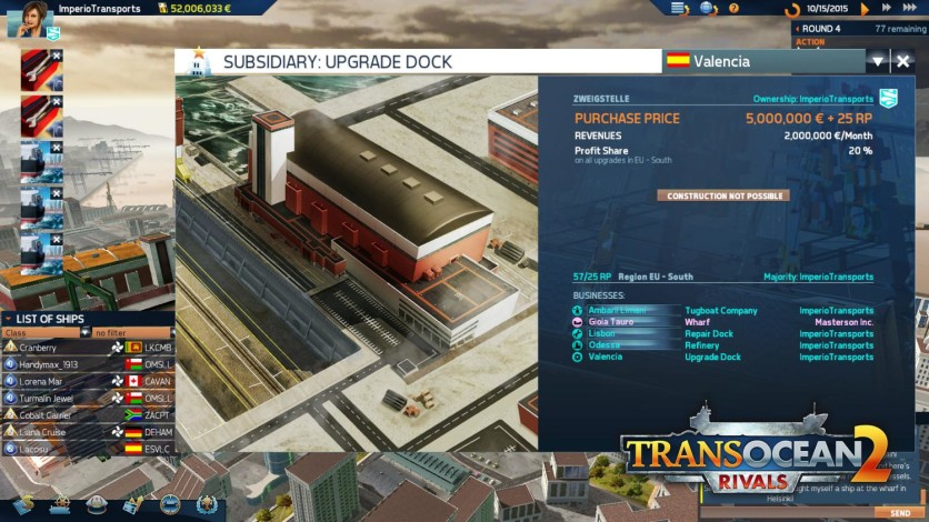Screenshot 15 - TransOcean 2: Rivals