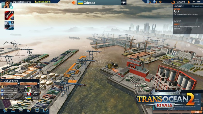 Screenshot 9 - TransOcean 2: Rivals