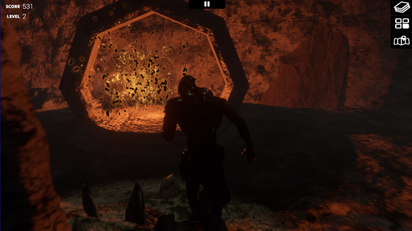 Screenshot 9 - Hush Hush - Unlimited Survival Horror