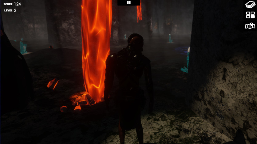 Screenshot 4 - Hush Hush - Unlimited Survival Horror