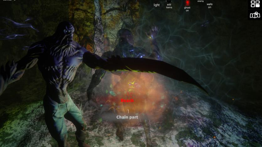 Screenshot 5 - Hush Hush - Unlimited Survival Horror