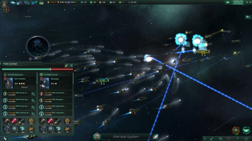 Screenshot 3 - Stellaris Nova Edition