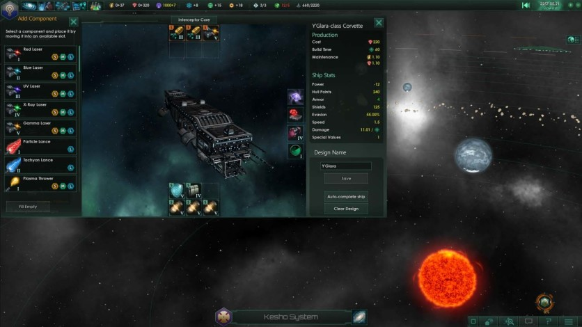 Screenshot 13 - Stellaris Nova Edition