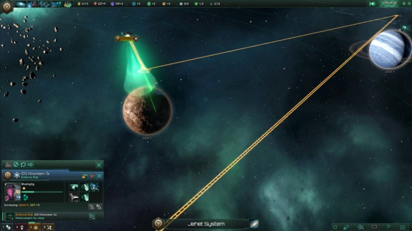 Screenshot 12 - Stellaris Galaxy Edition