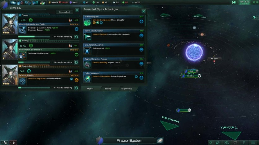 Screenshot 9 - Stellaris Galaxy Edition