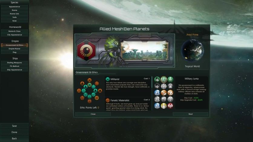 Screenshot 10 - Stellaris Galaxy Edition