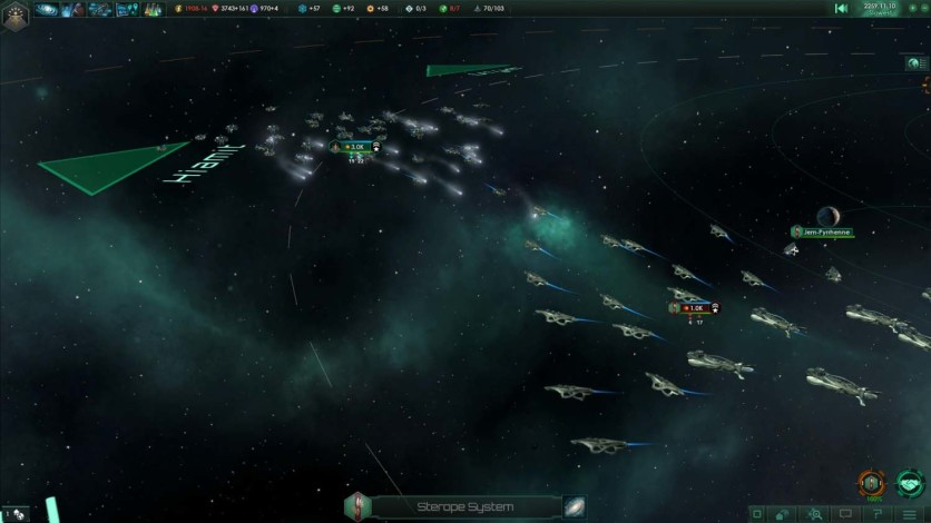 Screenshot 2 - Stellaris Galaxy Edition