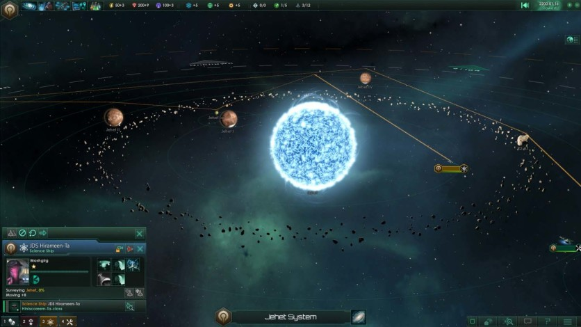 Screenshot 11 - Stellaris Galaxy Edition