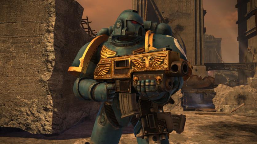 Screenshot 1 - Warhammer 40,000: Space Marine - Golden Relic Bolter