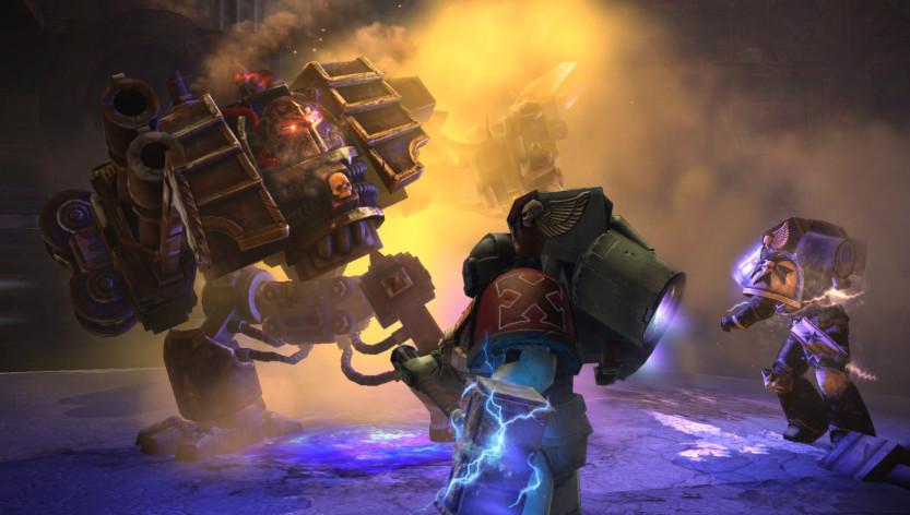 Screenshot 3 - Warhammer 40,000: Space Marine - The Dreadnought