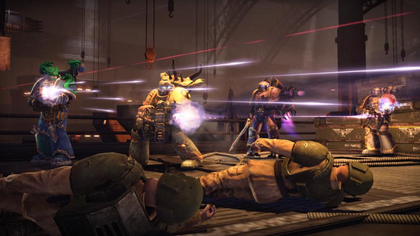Screenshot 1 - Warhammer 40,000: Space Marine - Chaos Unleashed Map Pack