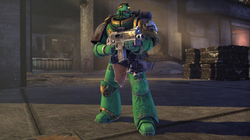 Screenshot 1 - Warhammer 40,000: Space Marine - Salamanders Veteran Armour Set