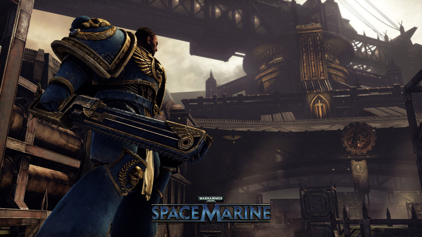 Screenshot 9 - Warhammer 40,000: Space Marine Collection