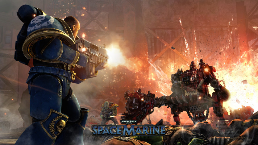 Screenshot 5 - Warhammer 40,000: Space Marine Collection