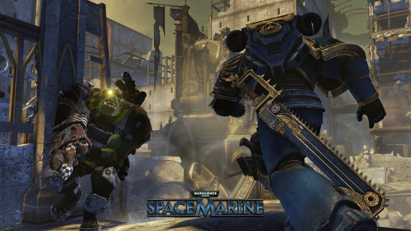 Screenshot 7 - Warhammer 40,000: Space Marine Collection