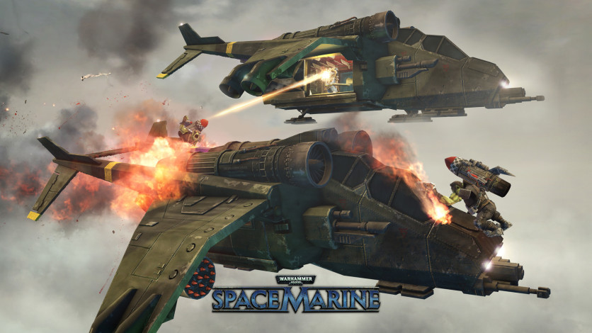 Screenshot 3 - Warhammer 40,000: Space Marine Collection