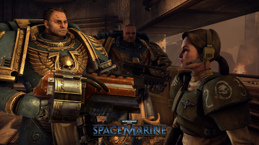 Screenshot 4 - Warhammer 40,000: Space Marine Collection