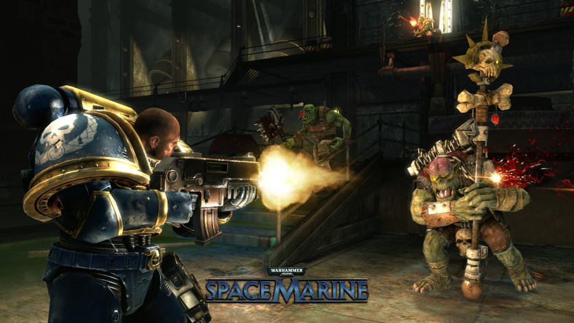 Screenshot 10 - Warhammer 40,000: Space Marine Collection