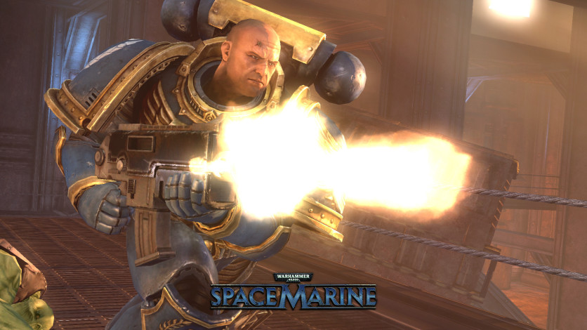 Screenshot 8 - Warhammer 40,000: Space Marine Collection