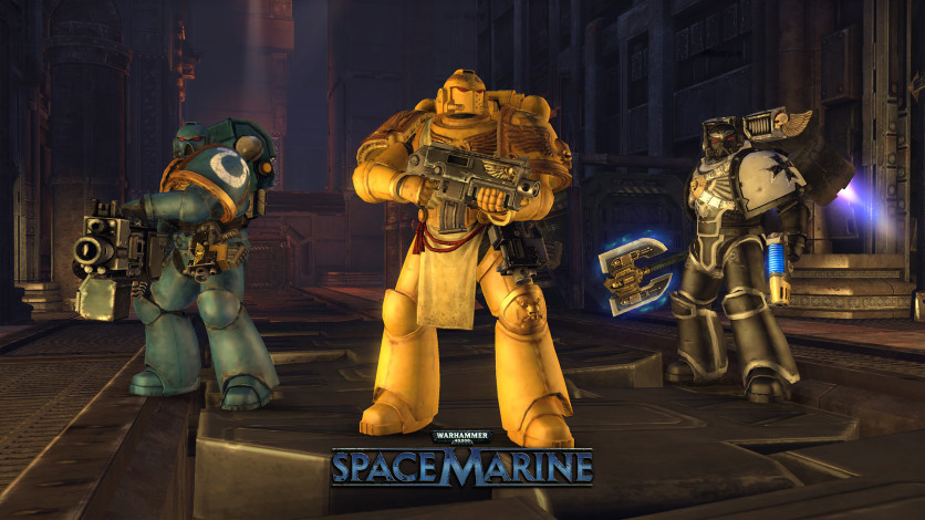 Screenshot 6 - Warhammer 40,000: Space Marine Collection