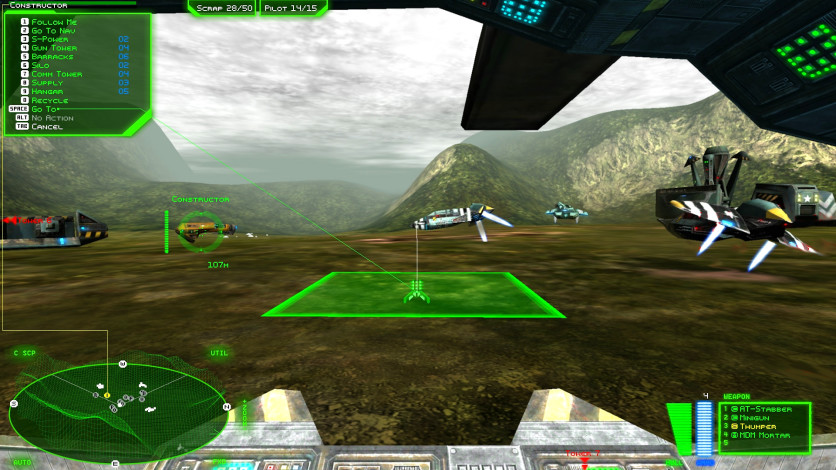 Screenshot 5 - Battlezone 98 Redux