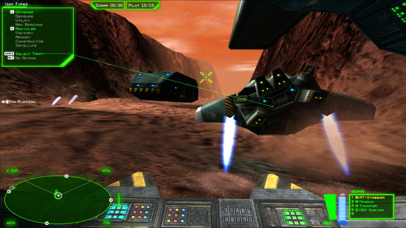 Screenshot 6 - Battlezone 98 Redux