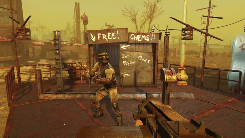 Screenshot 5 - Fallout 4 - Wasteland Workshop