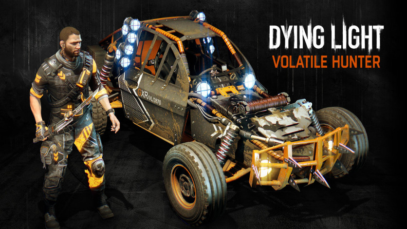 Screenshot 1 - Dying Light - Volatile Hunter Bundle