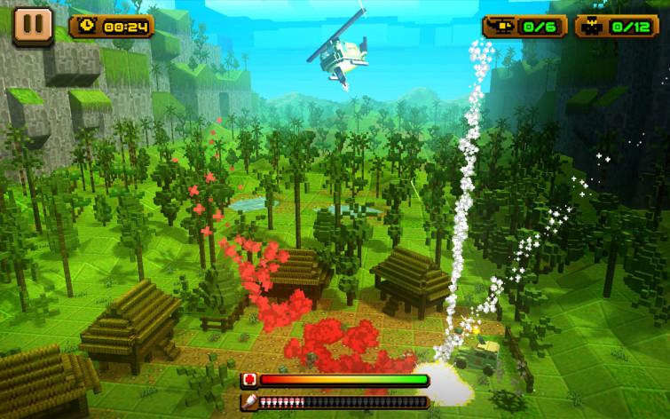 Screenshot 3 - Dustoff Heli Rescue
