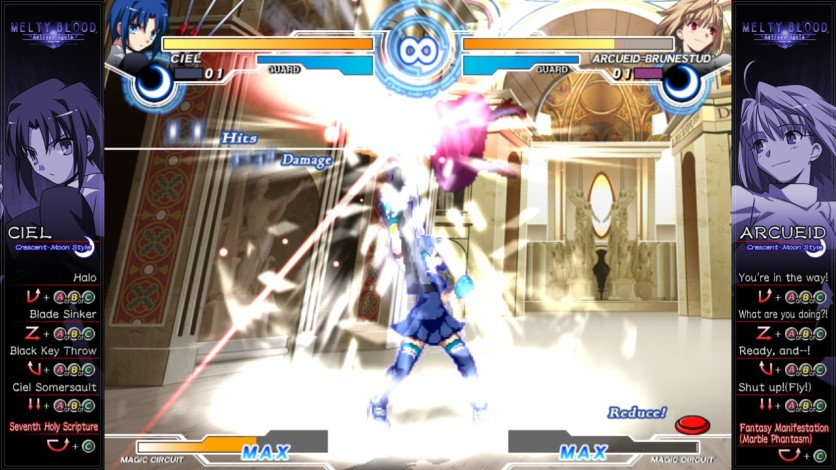 Screenshot 3 - Melty Blood Actress Again Current Code