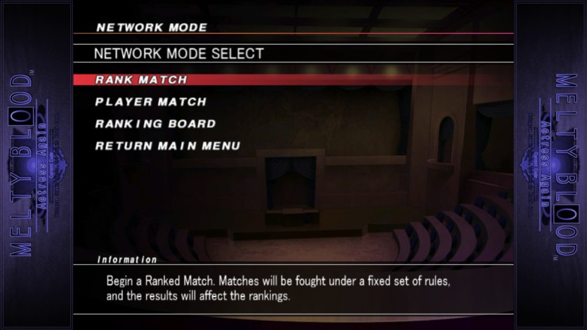 Screenshot 9 - Melty Blood Actress Again Current Code