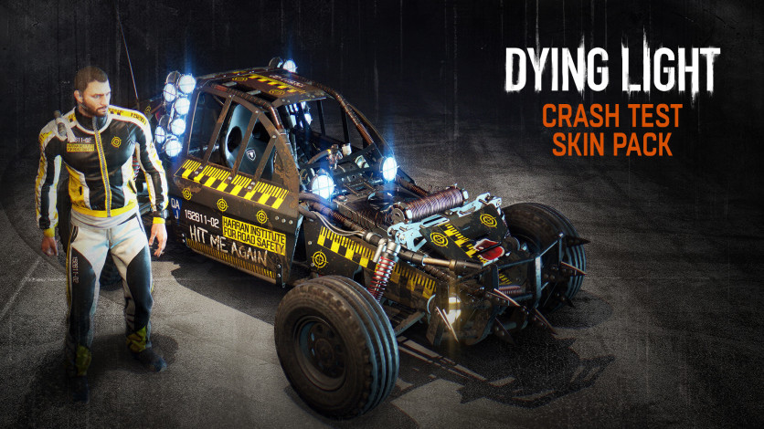 Screenshot 1 - Dying Light - Crash Test Skin Pack